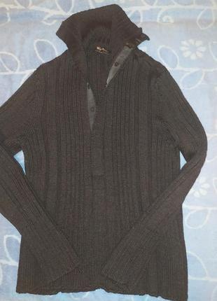 Теплый свитер от thierry mugler