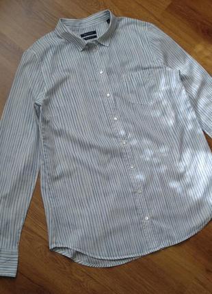 Блуза-рубашка из органического хлопка, marc o'polo, р.38