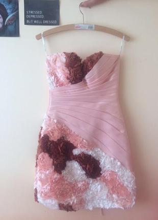 Випускна коктельна сукня