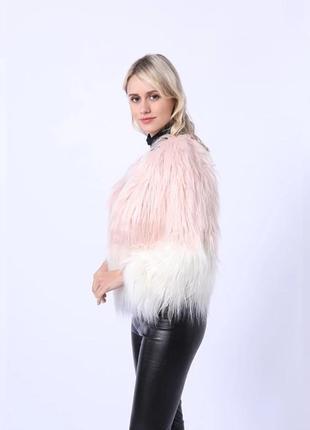 Меховая курточка (пальто)