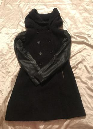 Пальто на холодную осень, или теплу зиму!