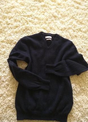 Кашемировый свитер 100%кашемир