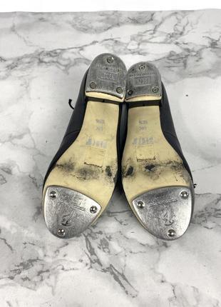 Туфли для степа bloch, 12.5 (20 см), кожзам5 фото