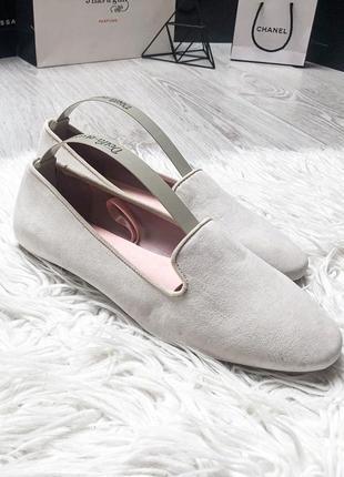 Туфли - слипоны