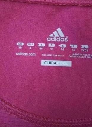 Женская майка adidas3 фото