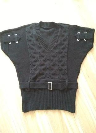 Жилетка свитер