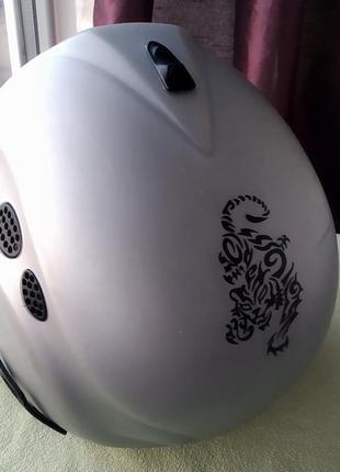 Горнолыжный шлем helmets италия