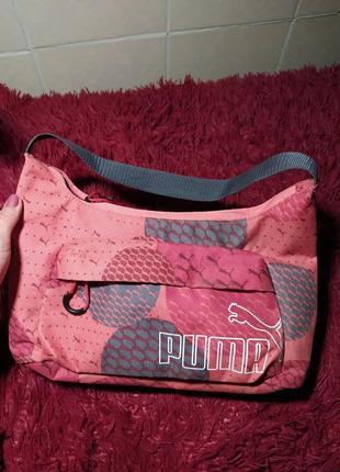 Спортивная сумка от puma