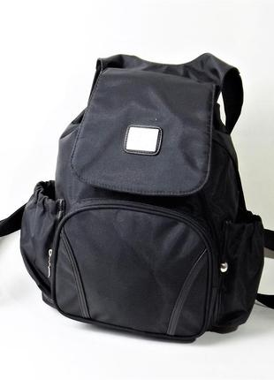 Женский текстильный рюкзак bag street черный германия