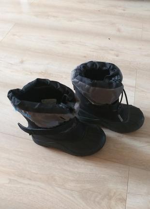 Зимние термо ботинки columbia