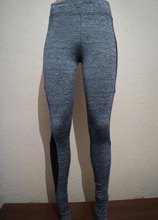 Спортивные штаны/лосины c&a размер xs s