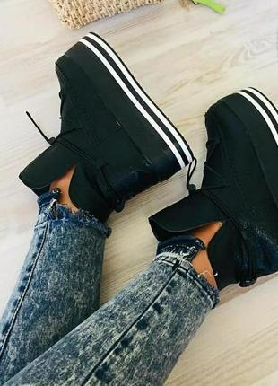 Трендовые ботинки