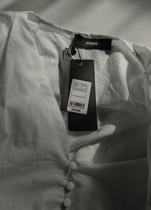 Батистовая блуза answear