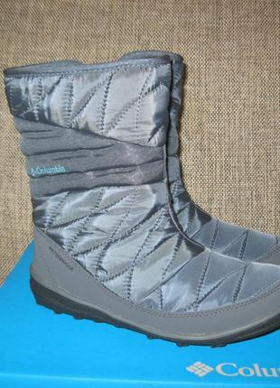 Нові чобітки columbia women's heavenly slip ii omni-heat ankle boot