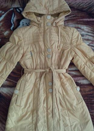 Куртка donilo на рост 158 см детская для девочки.