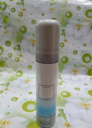 Парфюмированный дезодорант l'eauke royal cosmetics 75ml
