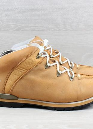 Кожаные ботинки timberland оригинал, размер 39