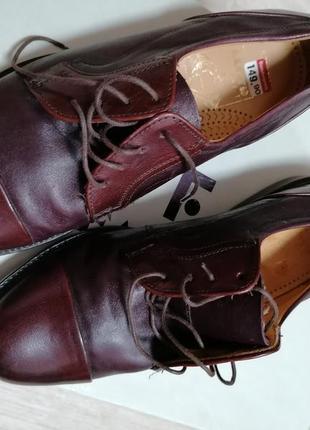 Туфли lloyd кожанные