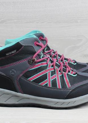 Треккинговые ботинки regatta waterproof, размер 36