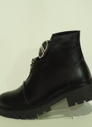 Обувь женская ботинки осень