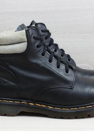 Кожаные ботинки dr. martens оригинал англия, размер 39 - 39.5