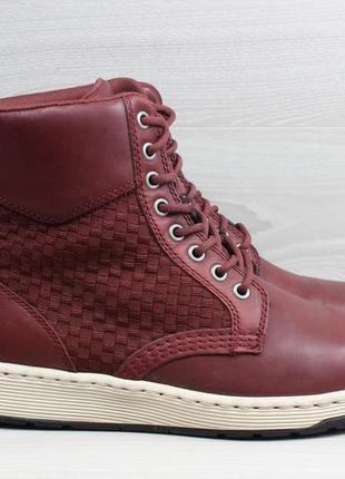 Кожаные ботинки dr. martens оригинал, размер 41