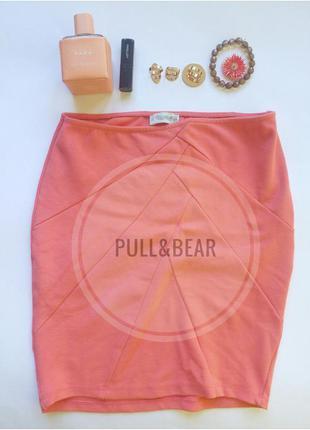 Мини юбка pull&bear размер s/m