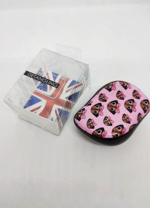 Компактная расческа для волос tangle teezer compact styler