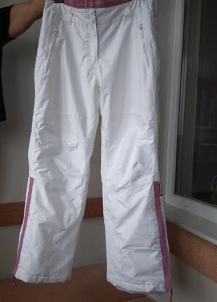 Распродажа.лыжные  штаны. термо.
