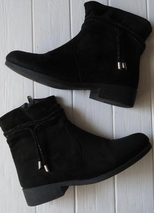 Осеннее ботинки на низкам ходу