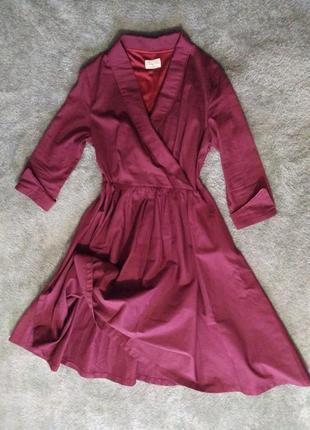 Ретро платье lindy bop в стиле 50-х