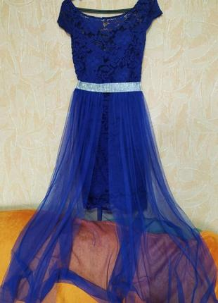 Внчернее платье, платье на свадьбу, платье на выпускной