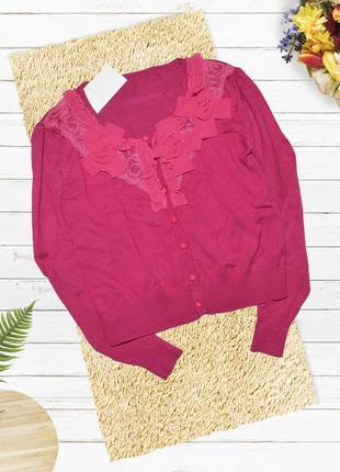Новый свитер с цветочками primark