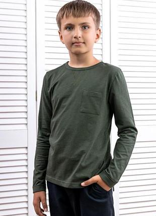 Джемпер футболка длинный рукав
