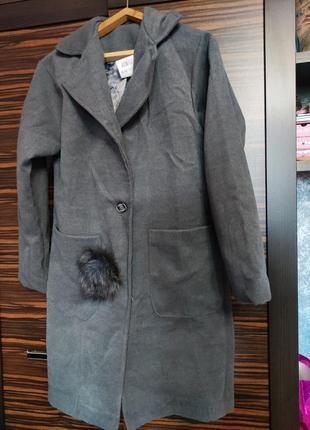 Весенне осеннее пальто