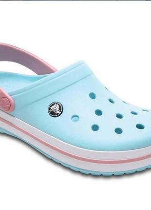 Crocs crocband™ женские кроксы сабо женское сабо crocs кроксы
