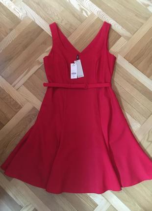 Батал большой размер стильное новое платье сарафан платьице плаття сарафанчик