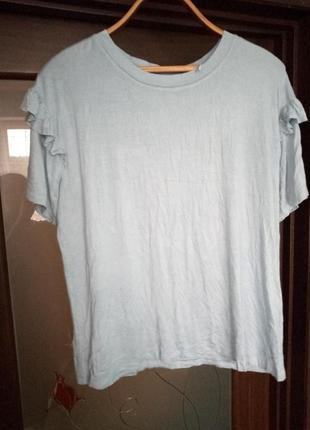 Мягенька футболка