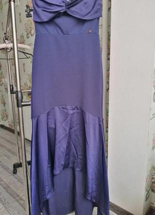 Сукня футляр синього кольору, нова🧥💃
