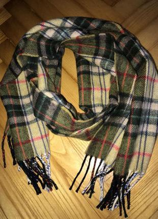 Calw-теплейший классический шарф, 💯% овечья шерсть!2 фото