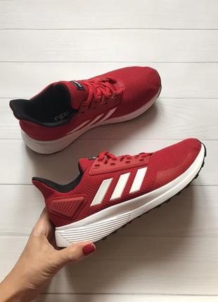Кроссовки adidas duramo 9 red (оригинал) р.38