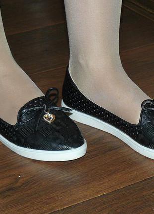Туфли, балетки, мокасины 36-41 разм в наличии