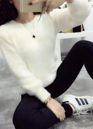 Кофта джемпер свитер травка