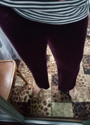Гарні бархатні штани