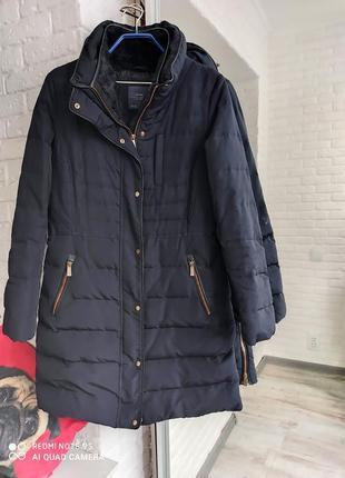 Пуховик,парка, куртка зима zara basic