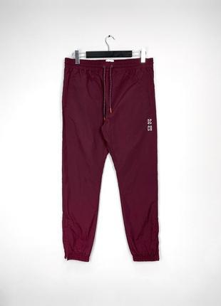 Soulcal&co нейлонові спортивні штани в крутому кольорі з манжетами.