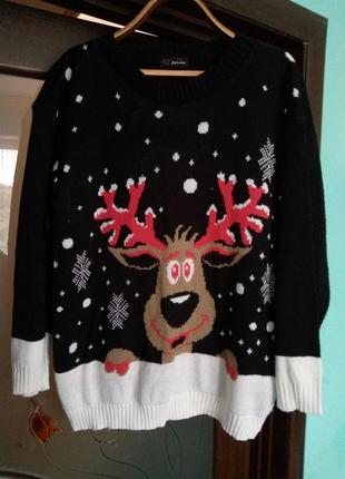 Теплий свитер