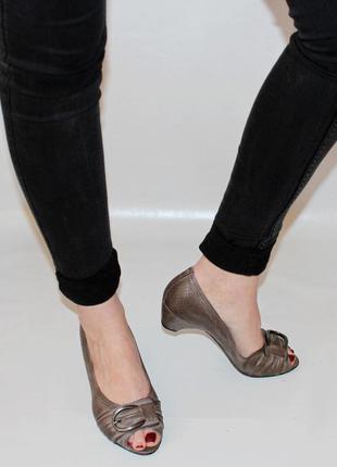 Туфли 39 р gabor германия кожа оригинал