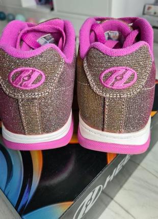Роликовые кроссовки heelys2 фото