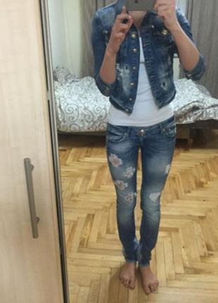 Костюм джинсовый amn